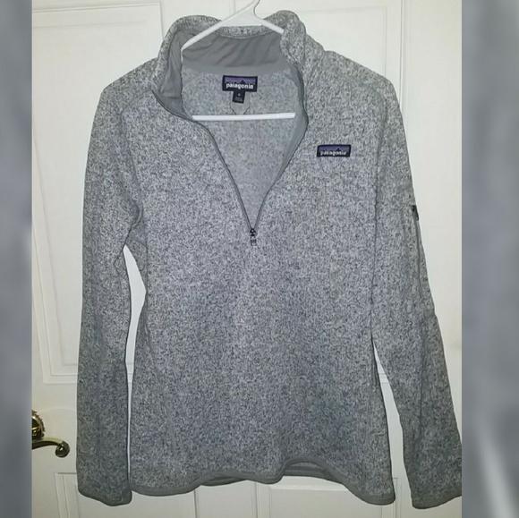 Patagonia Jackets Coats Womens Better Sweater 14zip Fleece